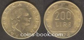200 лир 1978