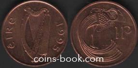 1 пенни 1995