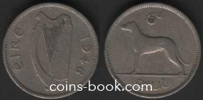 6 пенсов 1946