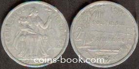 2 франка 1965