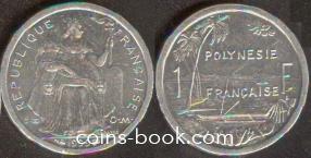 1 франк 1999