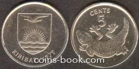5 центов 1979