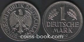 1 марка 1990