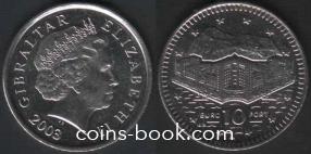 10 пенсов 2003