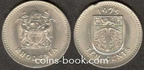 10 центов 1975