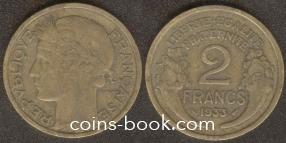 2 франка 1933