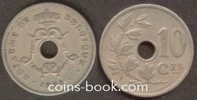 10 сантимов 1902