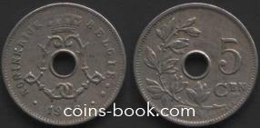 5 centimes 1906