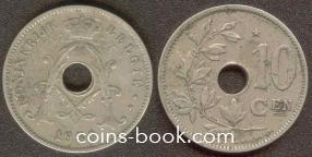 10 сантимов 1930