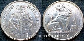1 франк 1939