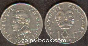 10 франков 1983