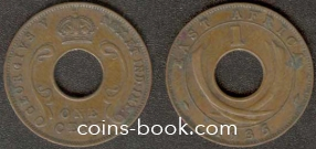 1 цент 1935