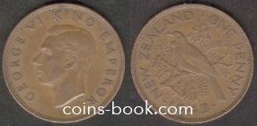1 пенни 1943