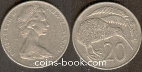 20 центов 1982
