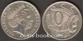 10 центов 1999