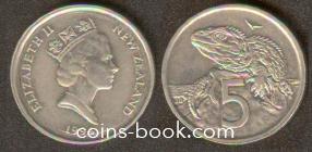 5 центов 1994