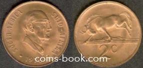 2 цента 1976