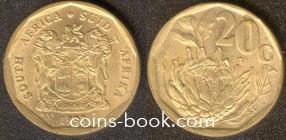 20 центов 1993
