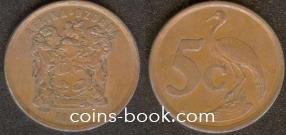 5 центов 1997