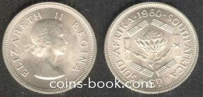 6 пенсов 1960