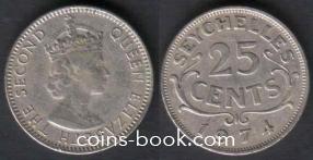 25 центов 1974
