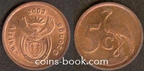 5 центов 2003