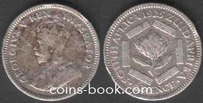 6 пенсов 1925