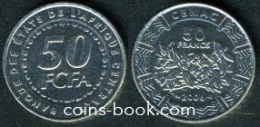 50 франков 2006