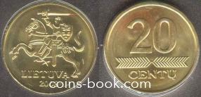 20 центов 2008