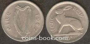 3 пенса 1967