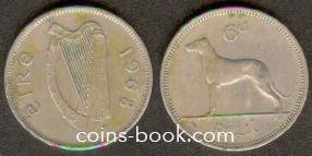 6 пенсов 1968