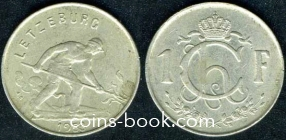 1 франк 1953