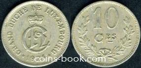 10 сантимов 1924