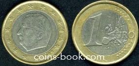 1 евро 1999