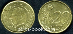 20 eurocents 2003