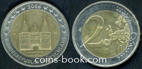 2 евро 2006