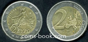 2 евро 2002