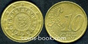 10 евроцентов 2003