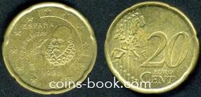 20 евроцентов 1999