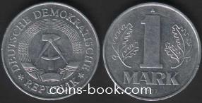 1 марка 1977