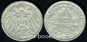 1 mark 1908
