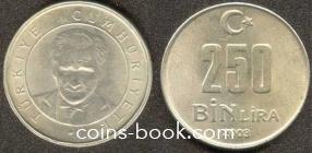 250 000 лир 2003