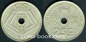 25 сантимов 1938