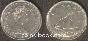 10 центов 1985