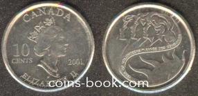 10 центов 2001