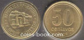 50 сентаво 2009