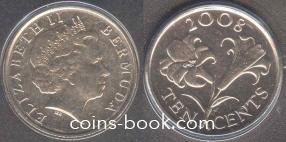 10 центов 2008