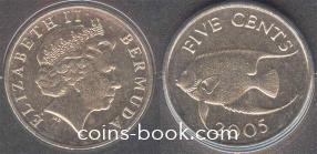 5 центов 2005