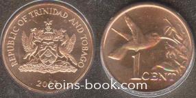 1 цент 2003