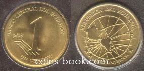 1 centavo 2000
